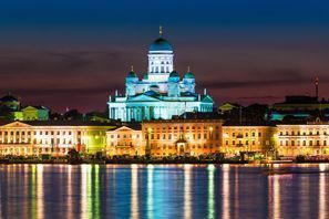 Auton vuokraus Helsinki, Suomi