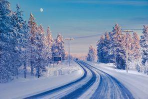 Auton vuokraus Ivalo, Suomi