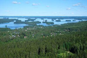 Auton vuokraus Kuopio, Suomi