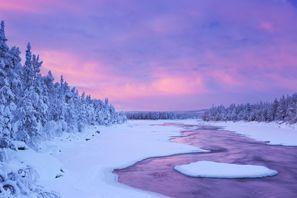 Auton vuokraus Muonio, Suomi