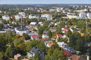 Auton vuokraus Rauma, Suomi