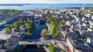 Auton vuokraus Tampere, Suomi