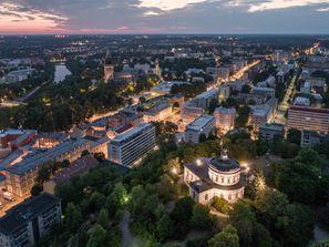 Auton vuokraus Turku, Suomi