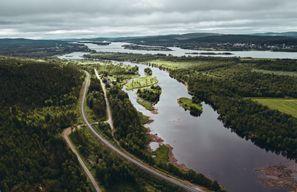 Auton vuokraus Ylitornio, Suomi