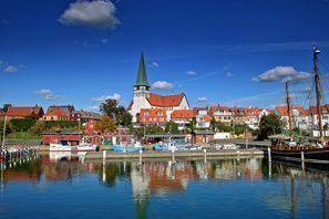 Auton vuokraus Bornholm, Tanska