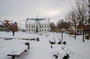 Auton vuokraus Maribo, Tanska