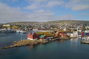 Auton vuokraus Torshavn, Tanska