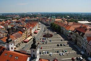 Auton vuokraus Hradec Kralove, Tsekki