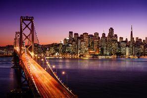 Auton vuokraus San Francisco, USA - Amerikan yhdysvallat