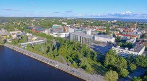 Auton vuokraus Parnu, Viro