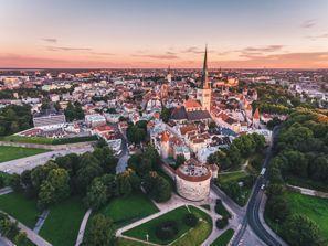 Auton vuokraus Tallinna, Viro